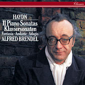 Play & Download Haydn: 11 Piano Sonatas by Alfred Brendel | Napster