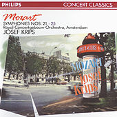 Play & Download Mozart: Symphonies Nos. 21, 22, 23, 24 & 25 by Royal Concertgebouw Orchestra | Napster