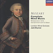 Play & Download Mozart: Complete Wind Music by London Wind Soloists | Napster
