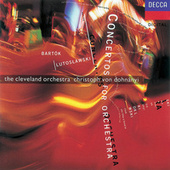 Play & Download Bartók/Lutoslawski: Concertos for Orchestra by Cleveland Orchestra | Napster