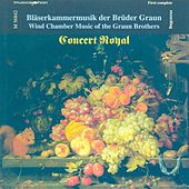 Graun, J.G. / Graun, C.H.: Chamber Music for Winds by Cologne Concert Royal