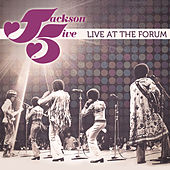Play & Download Live At The Forum by The Jackson 5 | Napster