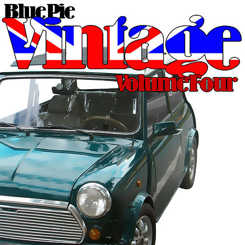 Blue Pie Vintage Vol. 4 by Various Artists