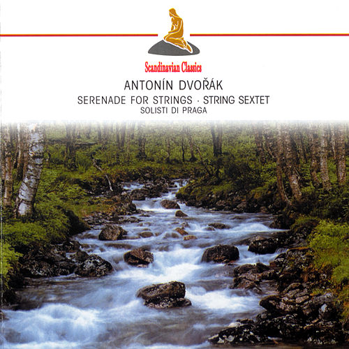 Play & Download Dvorak: Serenade, Op. 22 - String Sextet, Op. 48 by Boris Monoszon | Napster