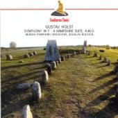 Play & Download Holst: Symphony, Op. 8 - Suite No. 2 - The Perfect Fool - Walt Whitman - Scherzo by Douglas Bostock | Napster