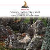 Play & Download Weyse: Symphonies Nos. 1 & 7 by Lars Ulrik Mortensen | Napster