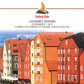 Brahms: Serenades Nos. 1 & 2 by Douglas Bostock