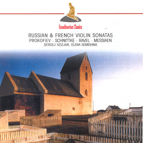 Play & Download Russian and French Violin Sonatas by Various Artists | Napster