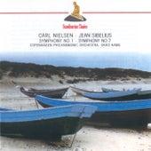 Play & Download Nielsen: Symphony No. 1 - Sibelius: Symphony No. 7 by Okko Kamu   Napster