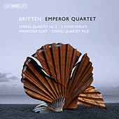 Britten: String Quartet No. 2 - 3 Divertimentos - Miniature Suite - String Quartet in D major by Bohuslav Martinu