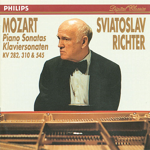 Play & Download Mozart: Piano Sonatas Nos. 4, 8 & 16 by Sviatoslav Richter | Napster