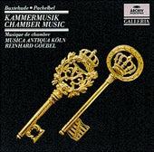 Buxtehude & Pachelbel Chamber Music by Musica Antiqua Köln