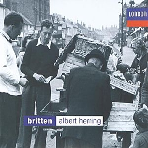 Play & Download Britten: Albert Herring by Various Artists | Napster