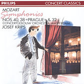 Mozart: Symphonies Nos.32, 38 & 40 by Royal Concertgebouw Orchestra