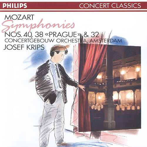 Play & Download Mozart: Symphonies Nos.32, 38 & 40 by Royal Concertgebouw Orchestra | Napster