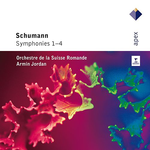 Play & Download Schumann : Symphonies Nos 1-4 by Armin Jordan | Napster