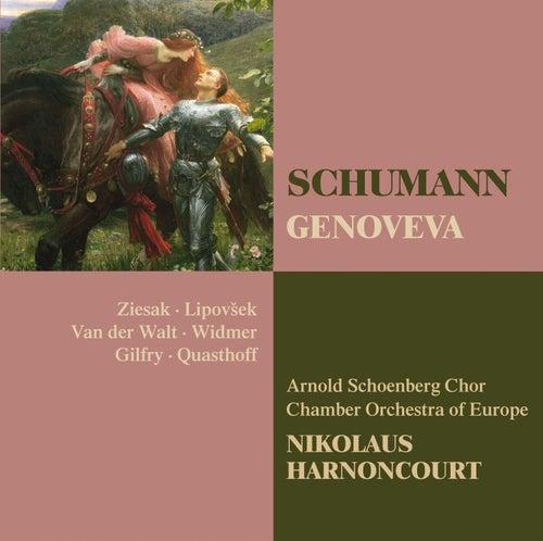Schumann : Genoveva by Nikolaus Harnoncourt