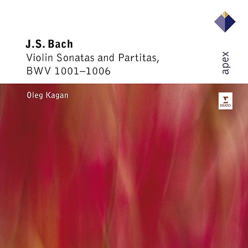 Play & Download Bach : Violin Sonatas & Partitas BWV1001-1006 by Oleg Kagan | Napster