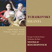 Play & Download Tchaikovsky : Iolanta by Mstislav Rostropovich | Napster