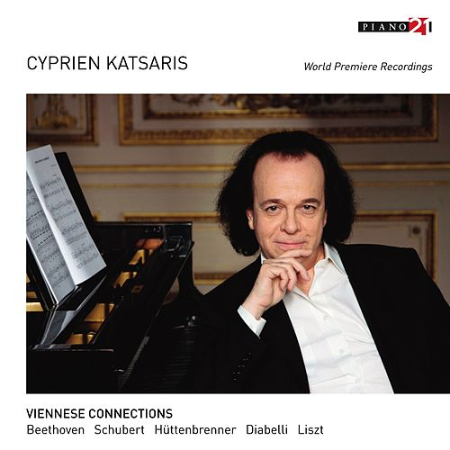 Viennese Connections by Cyprien Katsaris