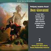 Play & Download Mozart: Don Giovanni [1955], Vol. 2 by Various Artists | Napster