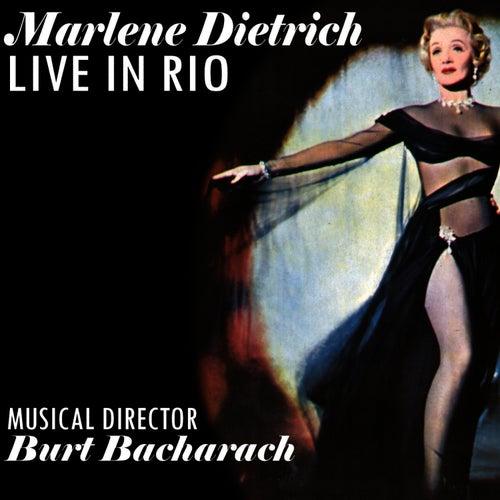 Live In Rio von Marlene Dietrich