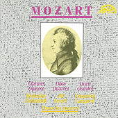 Play & Download Mozart: Quintet in A major, Quartet in F major, Quintet in E flat major by Panocha Quartet | Napster