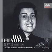 Play & Download Beethoven / Sibelius:  Violin Concertos by Ida Haendel | Napster
