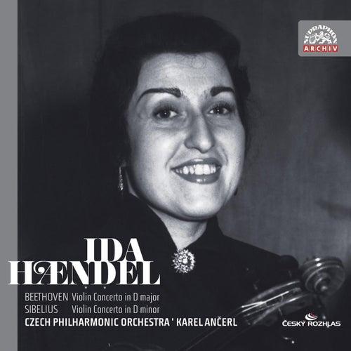 Play & Download Beethoven / Sibelius:  Violin Concertos by Ida Haendel | Napster