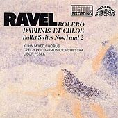 Ravel: Bolero - Dafnis et Chloe by Various Artists