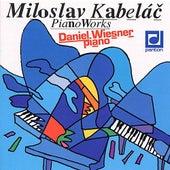 Kabelac: Piano Works by Daniel Wiesner