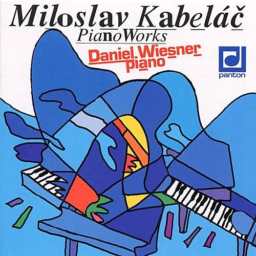 Play & Download Kabelac: Piano Works by Daniel Wiesner | Napster