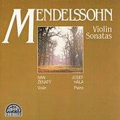 Play & Download Mendelssohn: Violin Sonatas by Ivan Zenaty | Napster