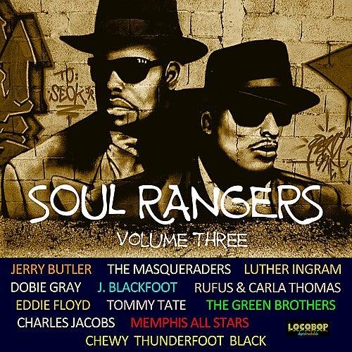 Soul Rangers Vol. III by Various Artists