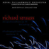 Strauss: Also Sprach Zarathustra, Don Juan, Till Eulenspiegel's Lustige Streiche by Royal Philharmonic Orchestra