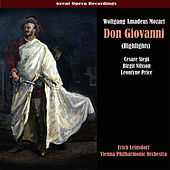 Mozart: Don Giovanni [1959] (Highlights) by Vienna Philharmonic Orchestra