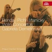 Benda/ Pichl/ Vranicky: Violin Concertos by Various Artists
