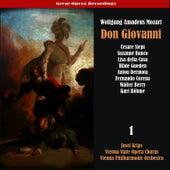 Mozart: Don Giovanni [1955], Vol. 1 by Vienna Philharmonic Orchestra