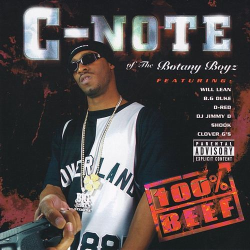 100% Beef by CNOTE