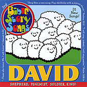 David: Shepherd, Psalmist, Soldier, King! by Bible StorySongs