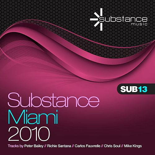 Play & Download Substance Miami 2010 by Various Artists | Napster
