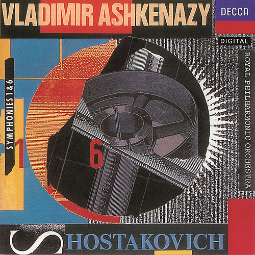 Shostakovich: Symphonies Nos. 1 & 6 by Royal Philharmonic Orchestra