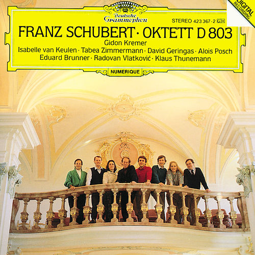 Schubert: Octet D 803 by Gidon Kremer