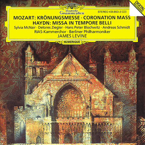 Mozart: Mass in C K317 'Coronation Mass' / Haydn: Missa in tempore belli by Sylvia McNair