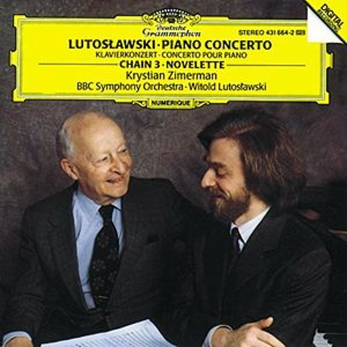 Play & Download Lutoslawski: Piano Concerto by Various Artists | Napster