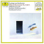 Play & Download Beethoven: Piano Concertos Nos.3 & 4 by Wilhelm Kempff | Napster