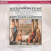 Handel: Alexander's Feast by Various Artists