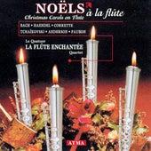 Christmas Carols On Flute by Flute Enchantee Quartet