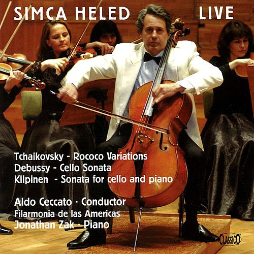Play & Download Simca Heled Live by Various Artists | Napster