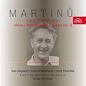 Play & Download Martinu:  Oboe / Harpsichord / Piano Concertos by Various Artists | Napster